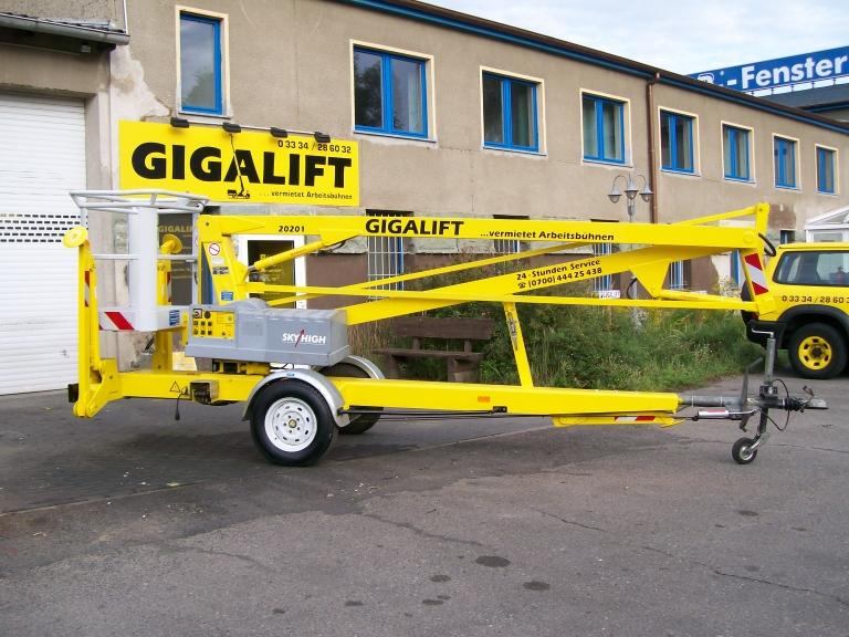 Bedienerschulung bei GIGALIFT