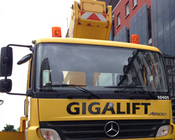 GIGALIFT Steigerflotte