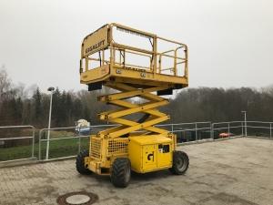 Scheren-Arbeitsbühne-JLG 260 MRT-A (40623)